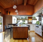Portola Valley Contemporary Kitchen | Staprans Design,
