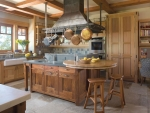 Aspen Retreat Kitchen | Staprans Design