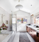 Bath in the Woods | Staprans Design
